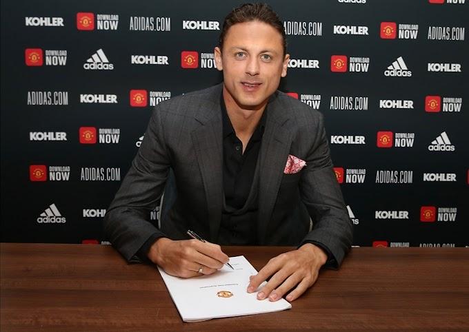 Man United star Nemanja Matic extends contract until 2023