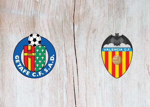 Getafe vs Valencia -Highlights 27 February 2021