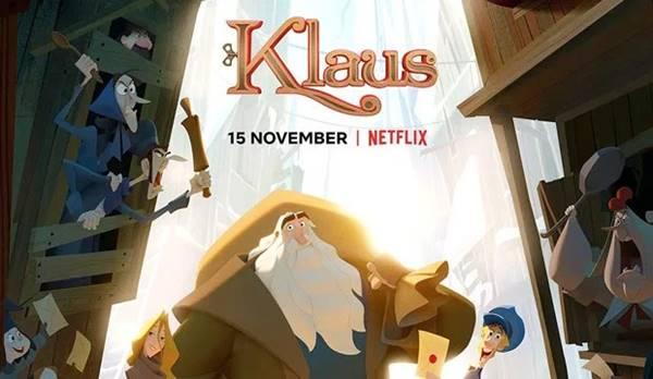 Review Film Klaus (2019) bahasa indonesia