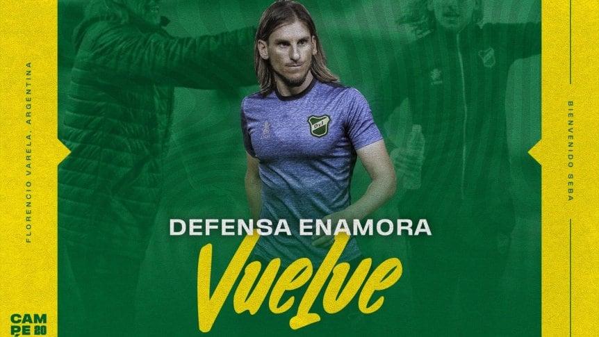 Sebastián Beccacece vuelve a Defensa y Justicia