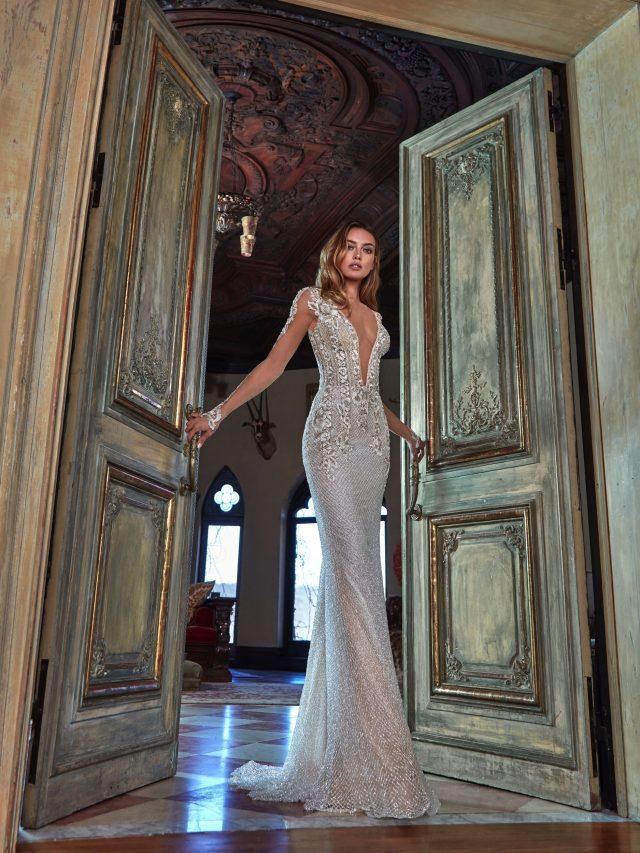 vestidos de novia elegantes 2015