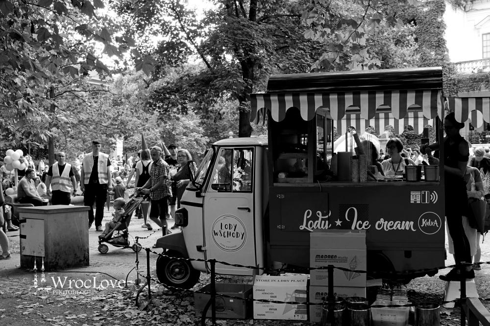 lody wschody, Wrocławski Festiwal Krasnoludków w Parku Staromiejskim