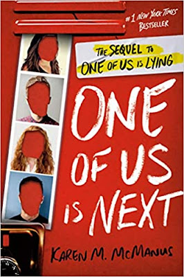 One of Us is Next: The Sequel to One of Us is Lying - Karen McManus