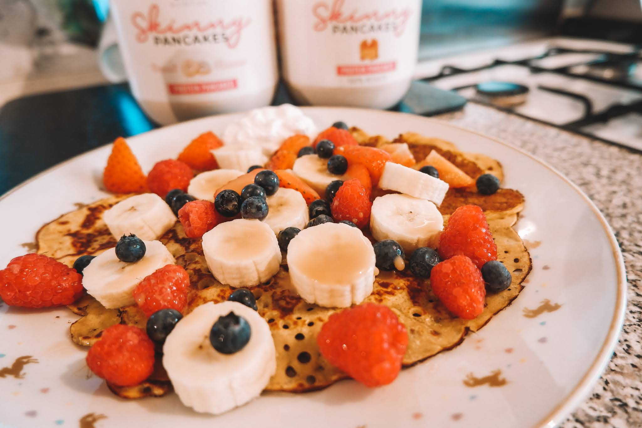 Cute Nutrition Skinny Pancakes