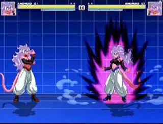 ANDROID 21 [DRAGON BALL FIGHTERZ MUGEN CHAR] + DOWNLOAD
