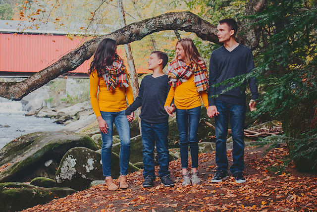 Fall Family Pictures Outfits