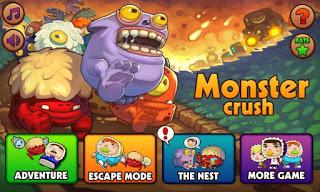 Monster Crush v1.4 Apk For Android
