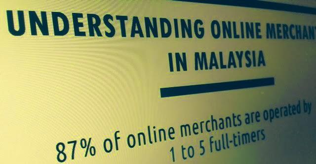 Understanding Online Merchants in Malaysia