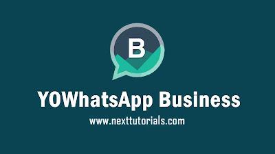 YOWhatsApp Business v6.0 Apk Download Latest Version Android,instal aplikasi yowa business,whatsapp mod anti bannned terbaru 2021,tema wa mod keren