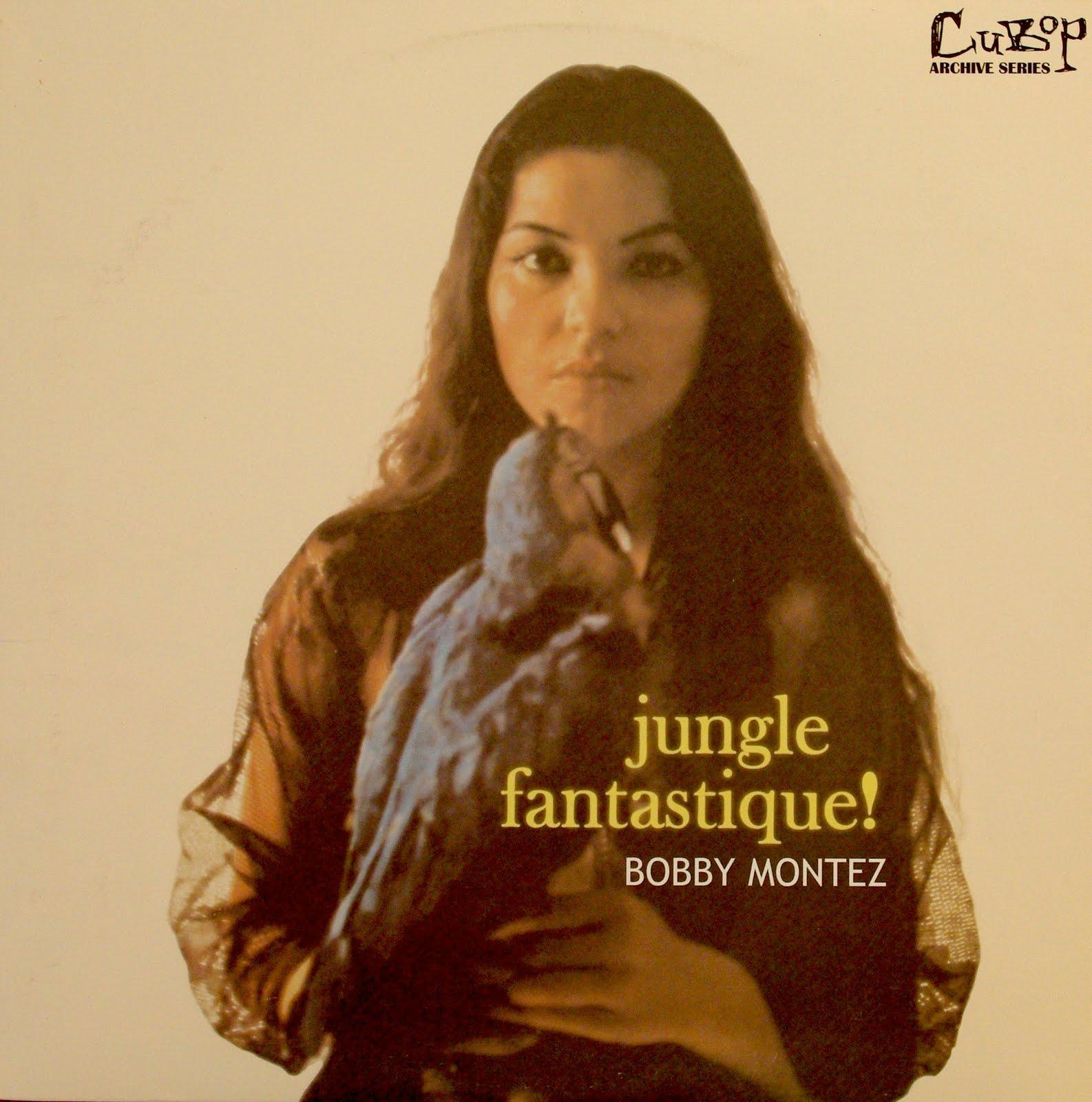 Bobby Montez Quintet - Jungle Fantastique (1958, Jubilee, Cubop)