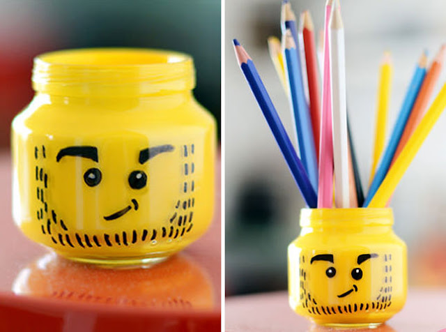kids crafts with jars