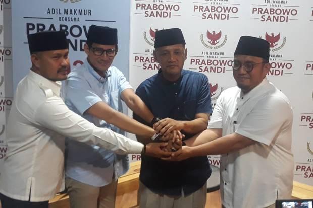 Cucu Pendiri NU Perkuat Barisan Prabowo-Sandi