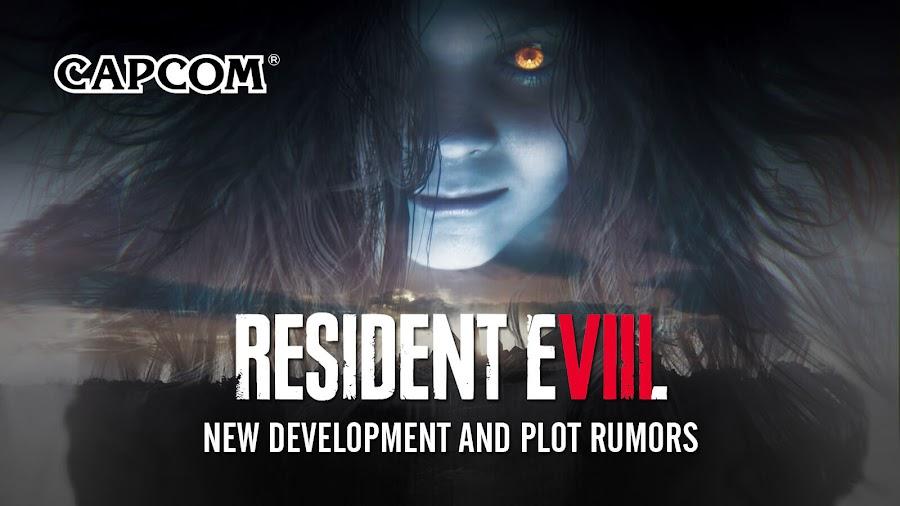 resident evil 8 biohazard eveline rumors online