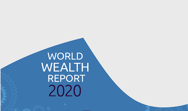Overview of World Wealth Report 2020 #infographic