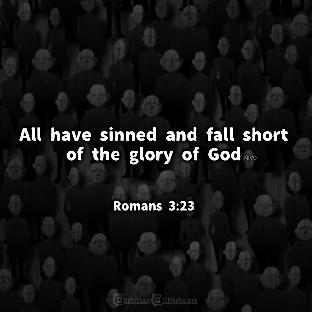 Word of God: All have sinned against God