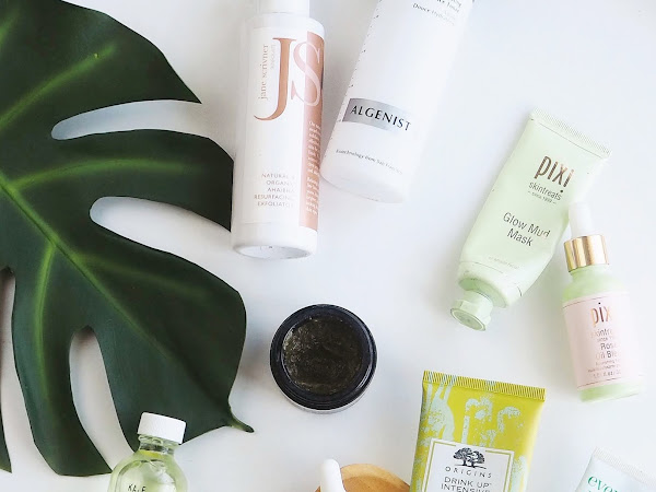 Giving My Skincare Shelf a Spring Clean