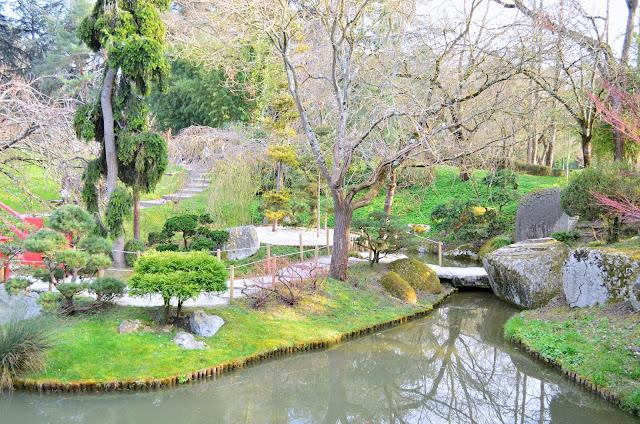 destination: toulouse jardin japonais