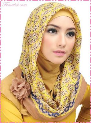Model Jilbab Modis Terbaru