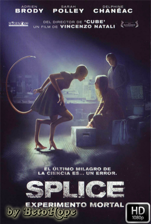 Splice [1080p] [Latino-Ingles] [MEGA]