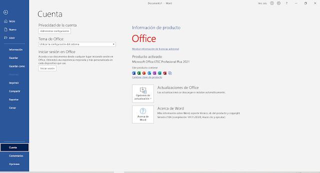 Office 2021 Pro Plus VL Full