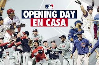 BÉISBOL - El Opening Day de la MLB en suspense