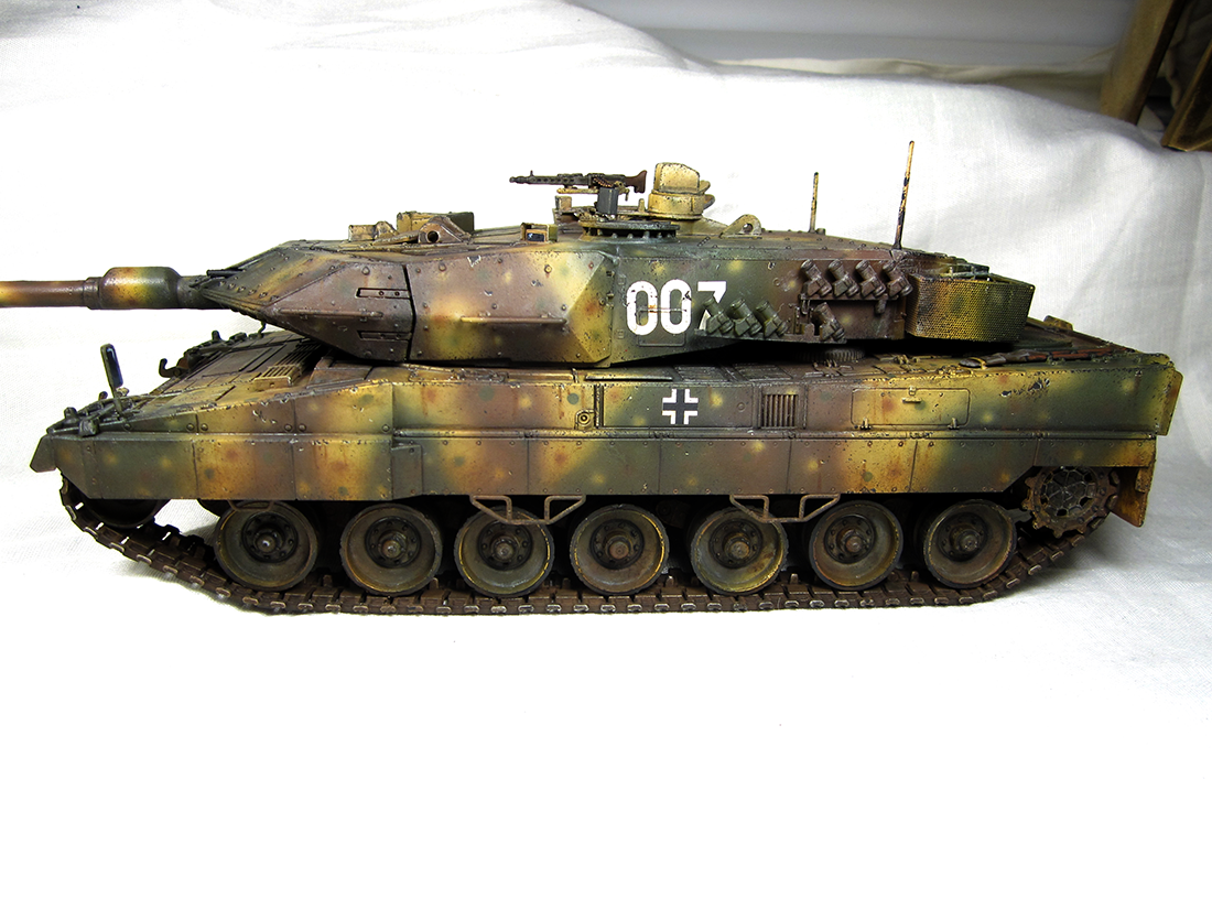 """Panzer March!: Alternate Future Leopard 2 - """"Finished""""  Panzer March!: ..."""