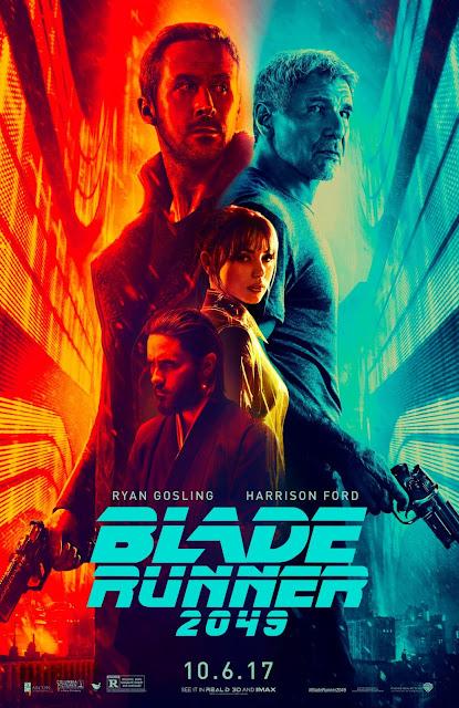 Póster película Blade Runner 2049
