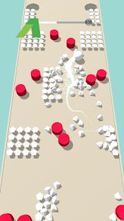 color bump 3D mod level tidak terbatas