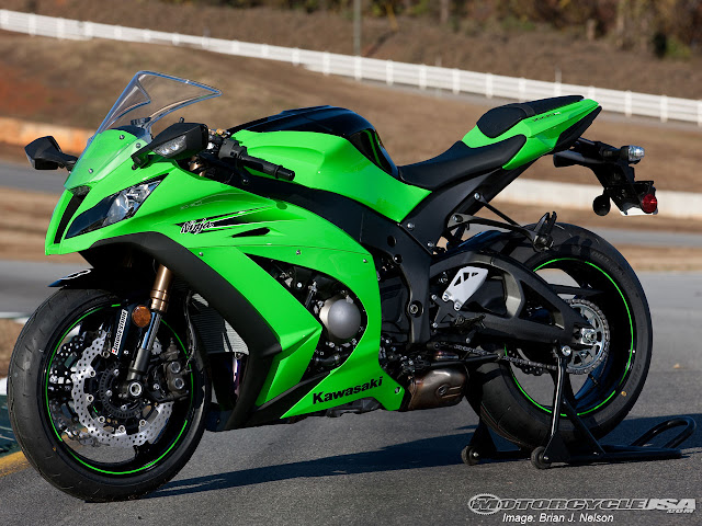 Kawasaki ZX-9R Ex-showroom price in india
