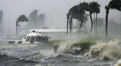 Huracán Katrina fenómeno natural