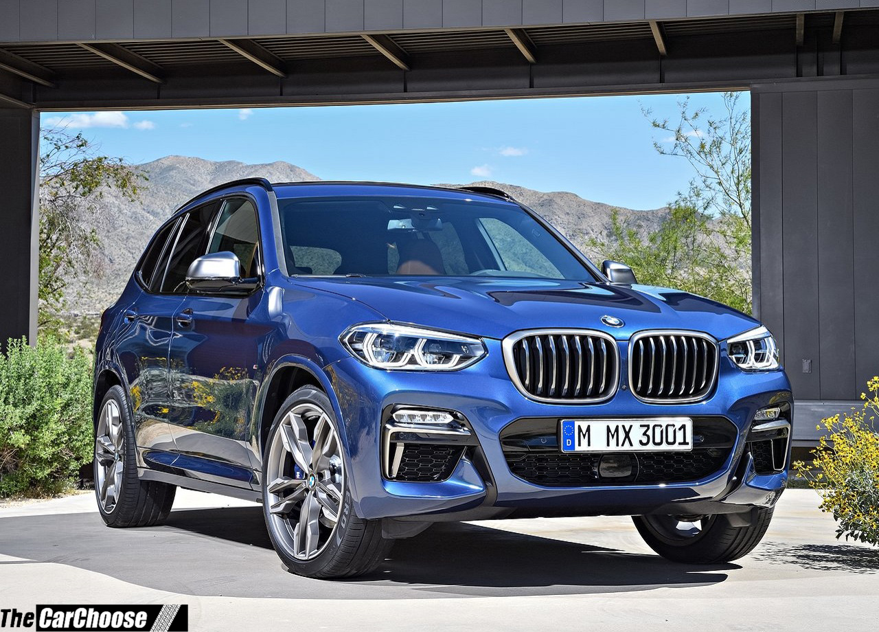 2018-2019 BMW X3 M40i Review