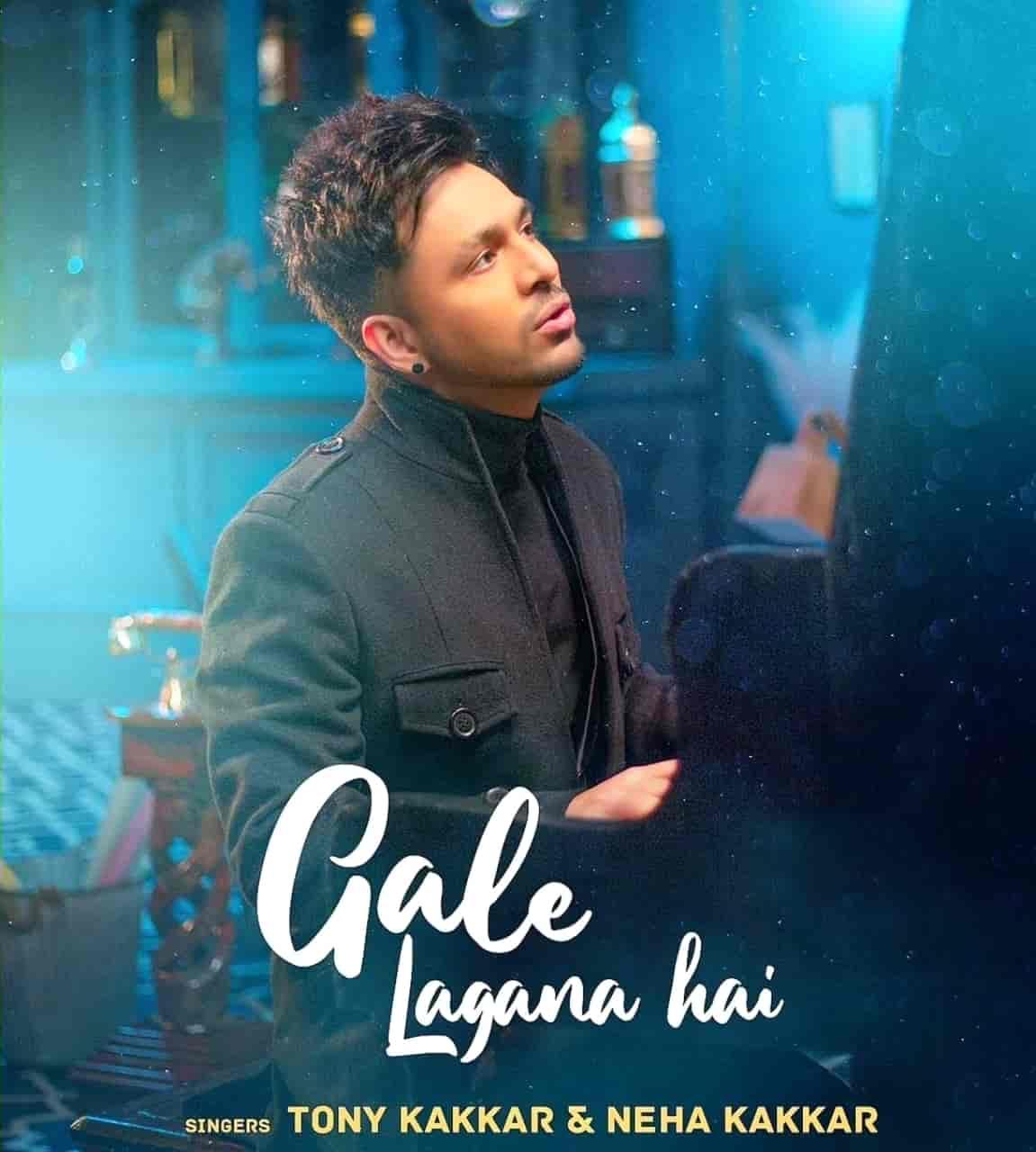 Gale Lagana Hai Hindi Song Image Features Tony Kakkar and Neha Kakkar