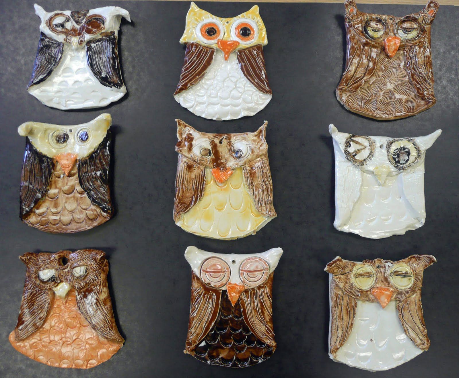 That Artist Woman How To Make A Clay Owl