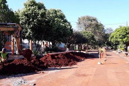 Campo Mourão terá mais 25,8 mil metros de redes coletoras de esgoto