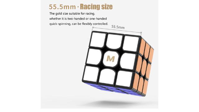 Spesifikasi YJ MGC 3 Elite Magnetic