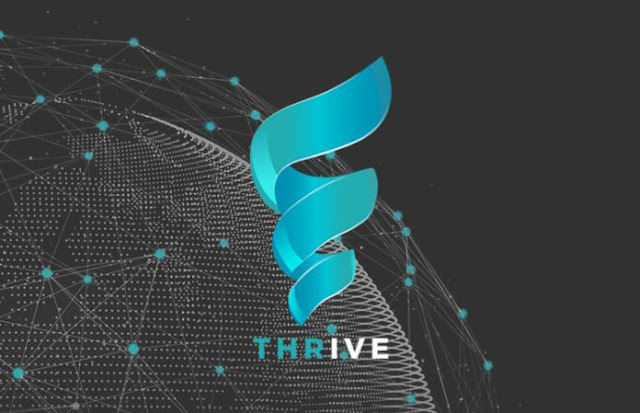 Thrive Token Sale - Control and Monetize Your Data on the Internet with Thrive