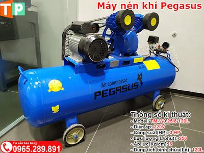 Máy nén khí sửa chữa xe máy