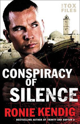 Heidi Reads... Conspirancy of Silence by Ronie Kendig