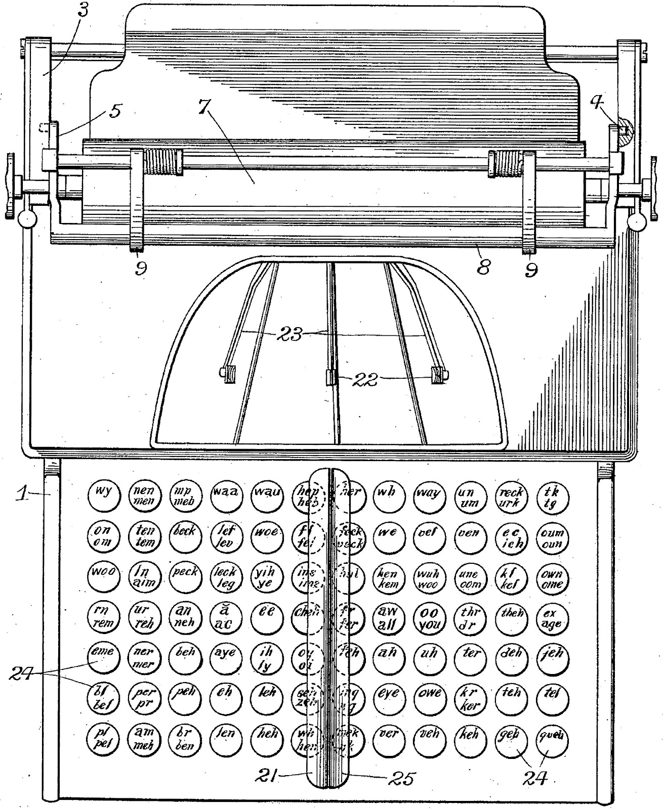 Oztypewriter On This Day In Typewriter History Frank Clarks Clark Tk Wiring Diagram Was The Son Of An Ohio Born Lawyer And Judge Who Had Ridden Judicial Circuit Kansas Territory Even Before It Became 34th State
