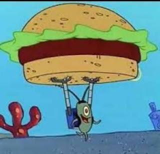 koleksi gambar krabby patty lezat