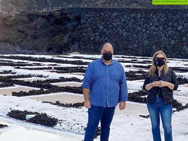 Las Salinas se unen al proyecto turístico del Ayuntamiento de Fuencaliente