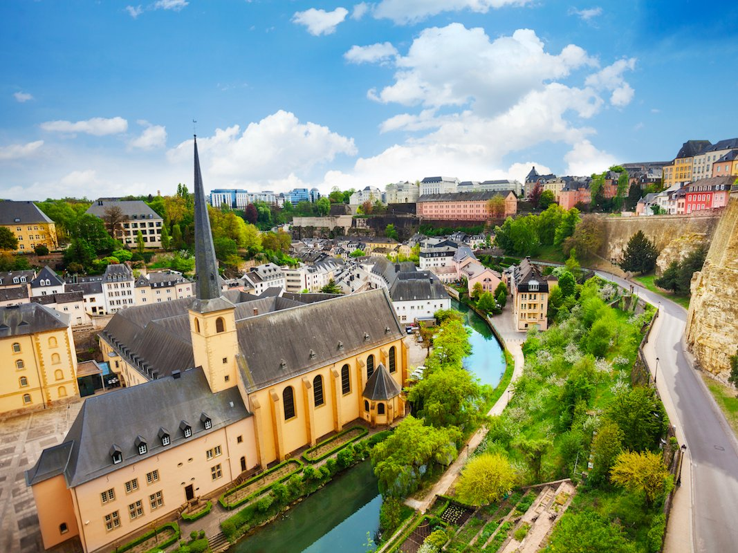 The Top 21 Countries for Quality of Life Have Been Ranked - Luxembourg