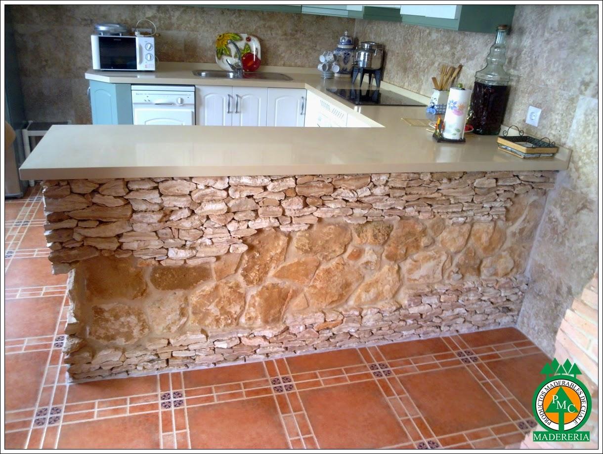 Productos maderables de cuale ideas de remodelaci n para for Cocinas camperas