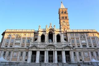 サンタ・マリア・マッジョーレ教会、ローマ