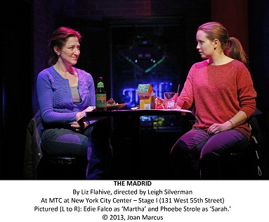 T and B on the Aisle-- A Theater Diary: Luck and Other ...