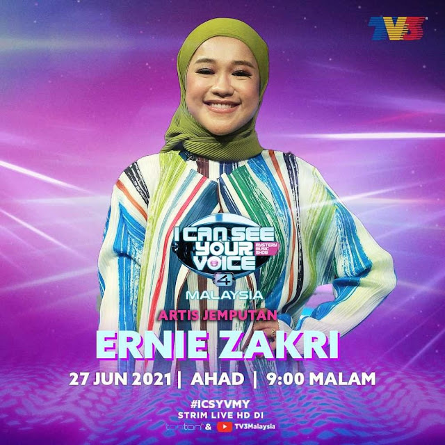 LIVE I Can See Your Voice Malaysia 4 Minggu 7 (27.6.2021)
