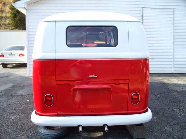 1962 VW Panel Van Walkthrough   vw bus wagon