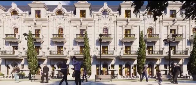 Dự án Sunshine Champs Elysees(Elysées) Võ Chí Công Starlake Tây Hồ Tây Hà Nội