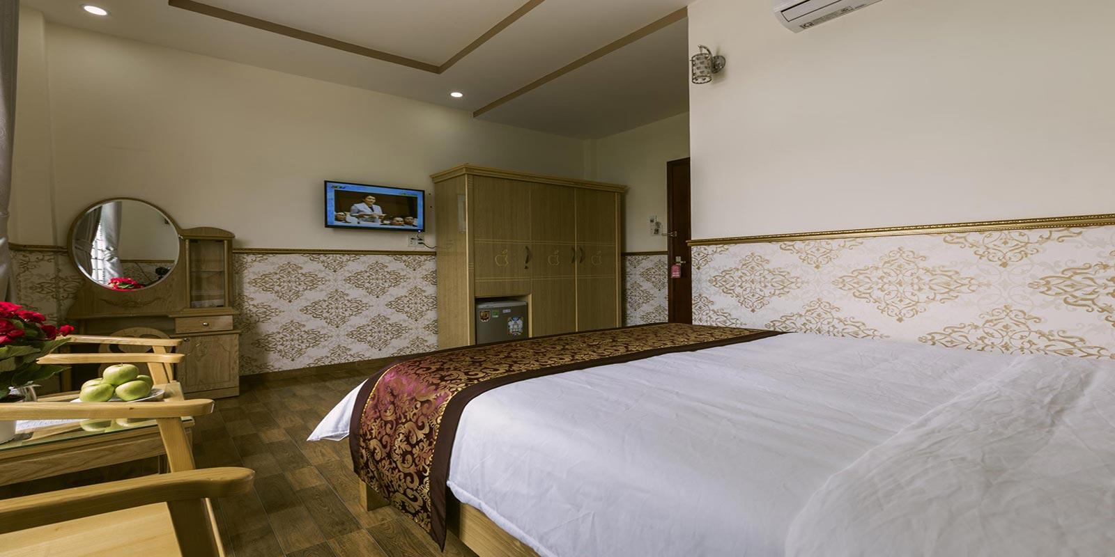 Khách sạn hàng đầu tại Buôn Ma Thuột