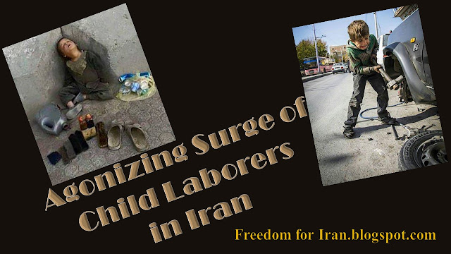 Child Laborers in Iran